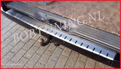 Picture of Stainless steel bumper protector Volkswagen crafter 2011-2016