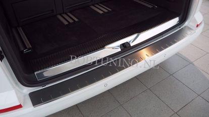 Picture of Steel bumper protector opel vivaro 2001-2019