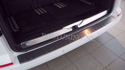 Afbeeldingen van Rvs bumperbescherming Volkswagen crafter 2011-2016