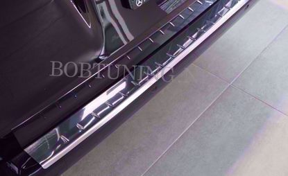 Picture of Steel bumper protector Volkswagen crafter 2016-