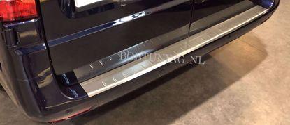 Picture of Krasvrij rvs bumperbescherming Fiat scudo/Citroen jumpy/Peugeot expert / 2007-2016 / Toyota proace 2013-2015