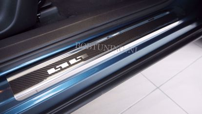 Picture of Carbon rvs instaplijsten Alfa romeo 147 (3 deur) 2000-2010