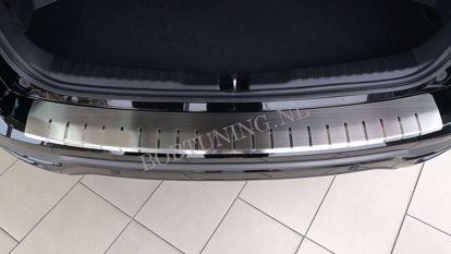 Afbeeldingen van Rvs bumperbescherming Audi q5 2008-2017