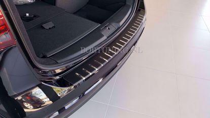 Picture of Carbon rvs bumperbescherming Mercedes b klasse w245 2005-2008
