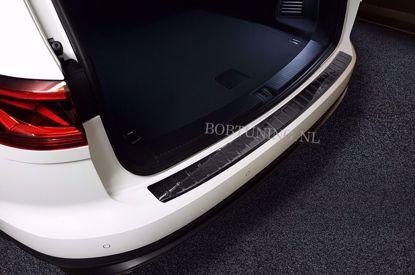 Afbeeldingen van Carbon fiber bumperbescherming Volkswagen touareg 2018-