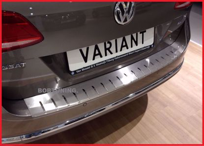 Picture of Rvs bumperbescherming Volkswagen passat b7 (variant) 2010-2014