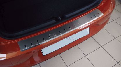 Picture of Rvs bumperbescherming Volkswagen polo (5 deur) 2017-