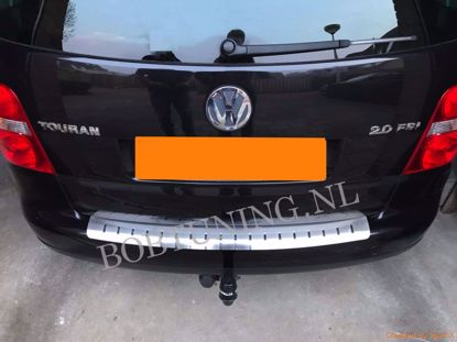 Picture of Rvs bumperbescherming Volkswagen touran 2003-2010