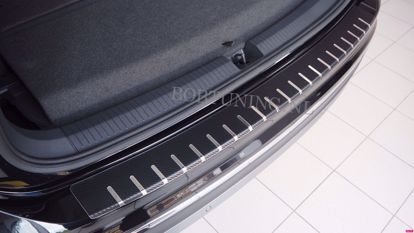 Picture of Carbon rvs bumperbescherming Volkswagen golf 5 (3 / 5 deur) 2004-2008