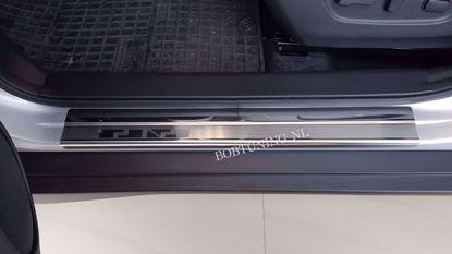 Picture of Rvs instaplijsten Fiat punto (3deur) 1999-2007