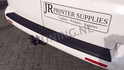 Afbeeldingen van Kunststof bumperbescherming Volkswagen transporter t5 multivan caravelle 2003-2015