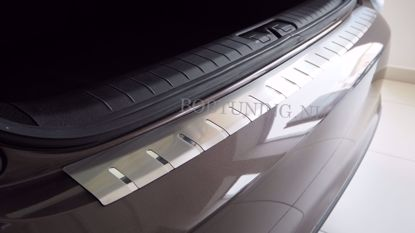 Afbeeldingen van Rvs bumperbescherming Mitsubishi Asx 2010-2012