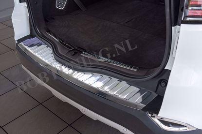 Afbeeldingen van Rvs bumperbescherming Renault espace 2015-