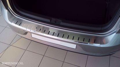 Afbeeldingen van Rvs bumperbescherming Dacia duster 2010-2017