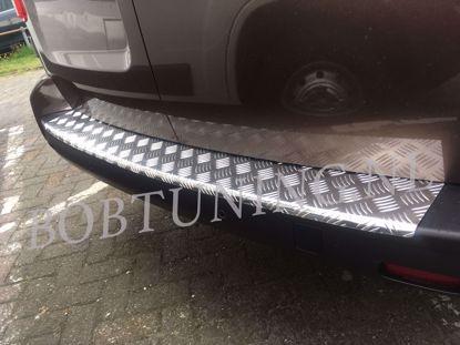 Picture of Aluminium bumper protector opel vivaro 08.2019-