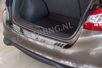 Picture of Rvs bumperbescherming Nissan pulsar 2014-2018