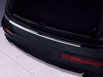 Afbeeldingen van Rvs bumperbescherming Audi Q7 2006-2015