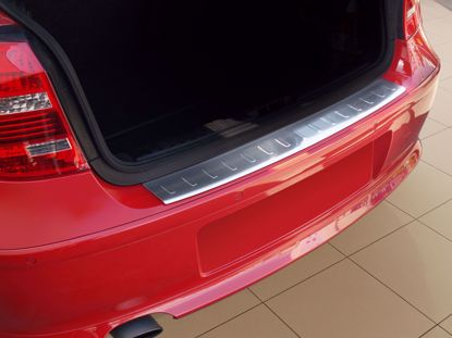 Picture of Rvs bumperbescherming Bmw 1 e81 e87 2007-2011