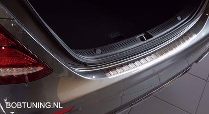 Picture of Rvs bumperbescherming Mercedes e-klasse w213 (sedan) 2016-
