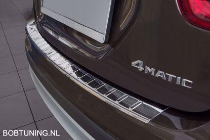 Afbeeldingen van Rvs bumperbescherming Mercedes gla 2014-2018