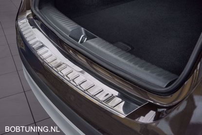 Afbeeldingen van Rvs bumperbescherming Mercedes gla 2018-