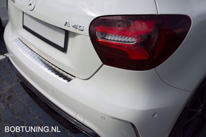 Picture of Rvs bumperbescherming Mercedes a-klasse AMG 2015-