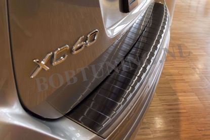 Afbeeldingen van Rvs grafiet bumperbescherming Volvo Xc60 2013-2017