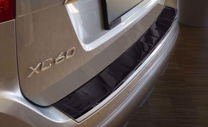 Afbeeldingen van Carbon fiber bumperbescherming Volvo Xc60 2013-2017