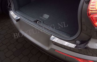 Afbeeldingen van Rvs bumperbescherming Volvo Xc40 2017-