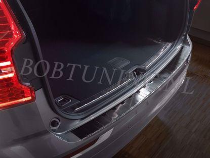 Afbeeldingen van Rvs grafiet bumperbescherming Volvo Xc60 2017-