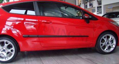 Afbeeldingen van Stootlijsten Ford Fiesta (3deur) 2008-2017