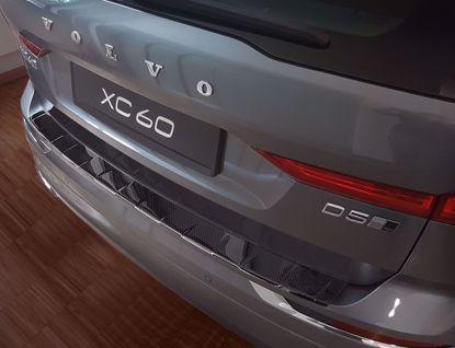 Afbeeldingen van Carbon fiber bumperbescherming Volvo Xc60 2017-