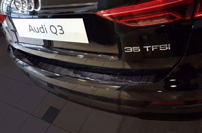 Picture of Carbon fiber bumperbescherming Audi Q3 2018-