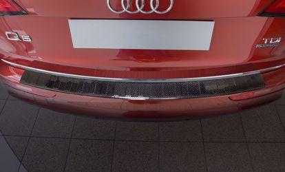 Afbeeldingen van Carbon fiber bumperbescherming Audi Q5 2008-2017
