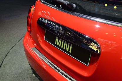 Picture of Rvs bumperbescherming Mini Cooper 07.2014-