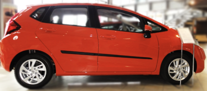 Picture of Stootlijsten Honda Jazz 2015-