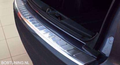 Afbeeldingen van Rvs bumperbescherming Peugeot 4007  2007-2012
