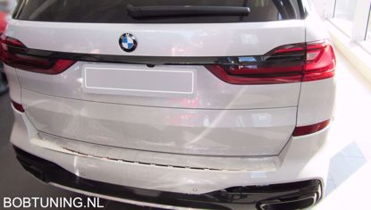 Picture of Rvs bumperbescherming Bmw X7 G07 M-pakket 2018-