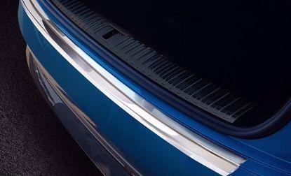 Afbeeldingen van Rvs bumperbescherming Audi E-Tron 2018-