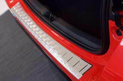 Afbeeldingen van Rvs bumperbescherming Toyota Yaris (HB 5 deur) 2020-