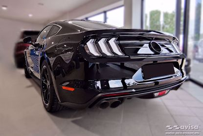 Picture of Rvs bumperbescherming Ford Mustang (coupe) 2015-2017 | 2017+