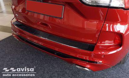 Afbeeldingen van Carbon fiber bumperbescherming FORD  KUGA III ST-Line | Hybrid | Vignale 2019+