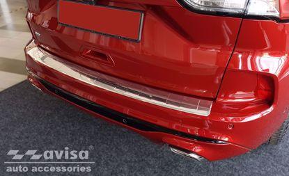 Afbeeldingen van Rvs bumperbescherming FORD  KUGA III ST-Line | Hybrid | Vignale 2019+