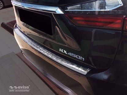 Picture of Rvs bumperbescherming LEXUS RX 2015-2019 | FL2019-
