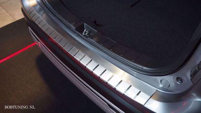 Afbeeldingen van Rvs bumperbescherming Toyota Yaris GR 2020-